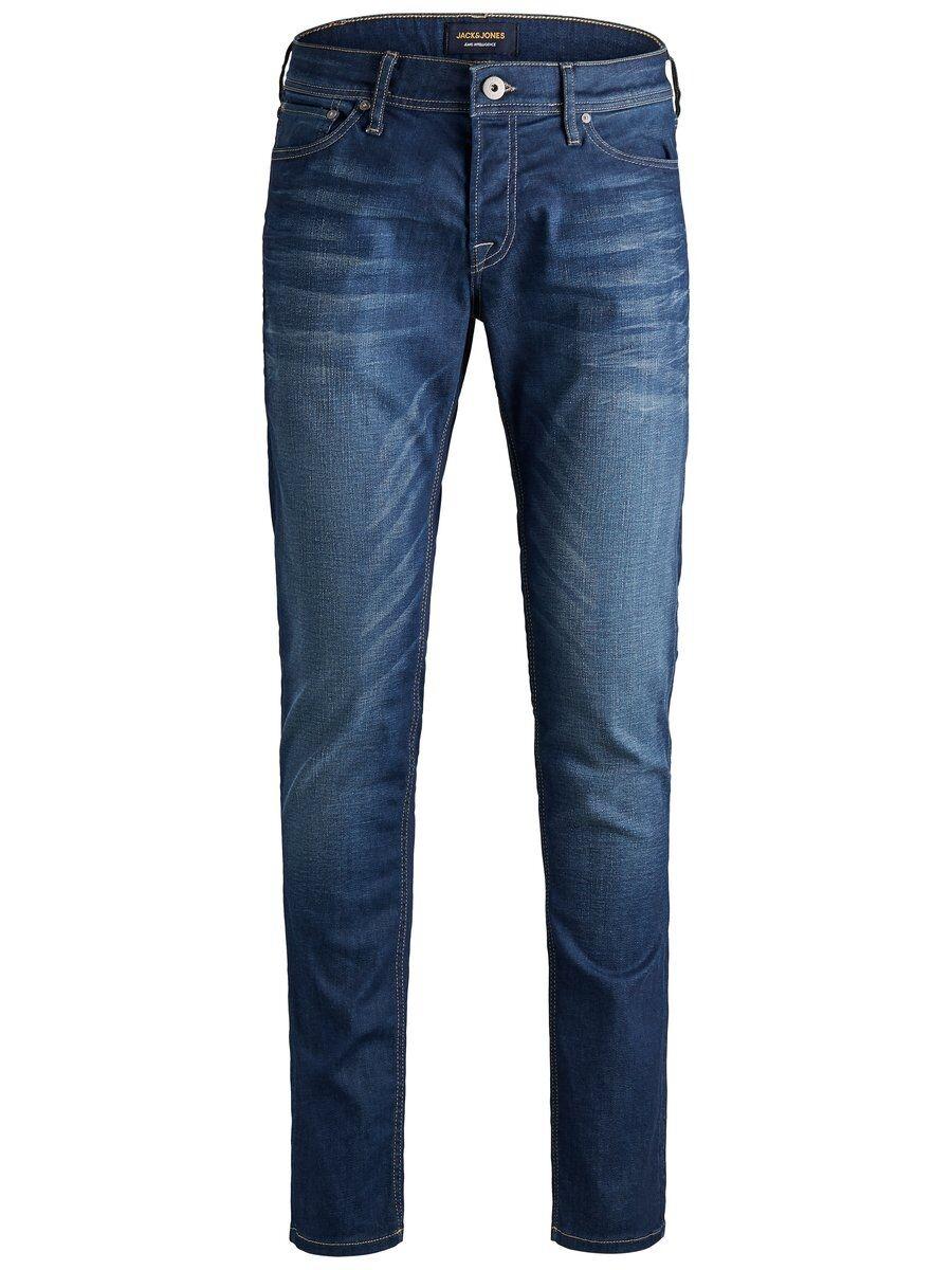 JACK & JONES Glenn Original Jos 919 Slim Fit-jeans Man Blå