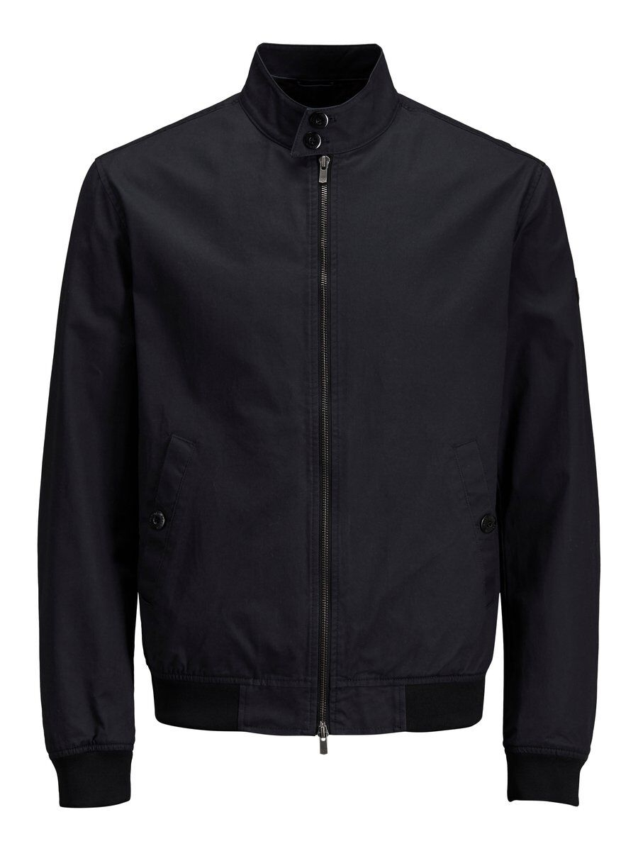 JACK & JONES Harrington-sydd Jacka Man Blå