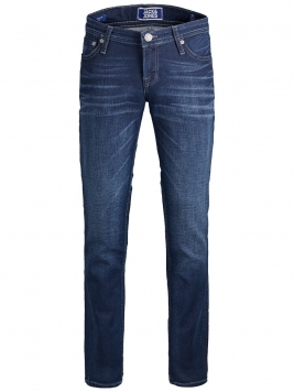 JACK & JONES Junior Slim Fit-jeans Man Blå