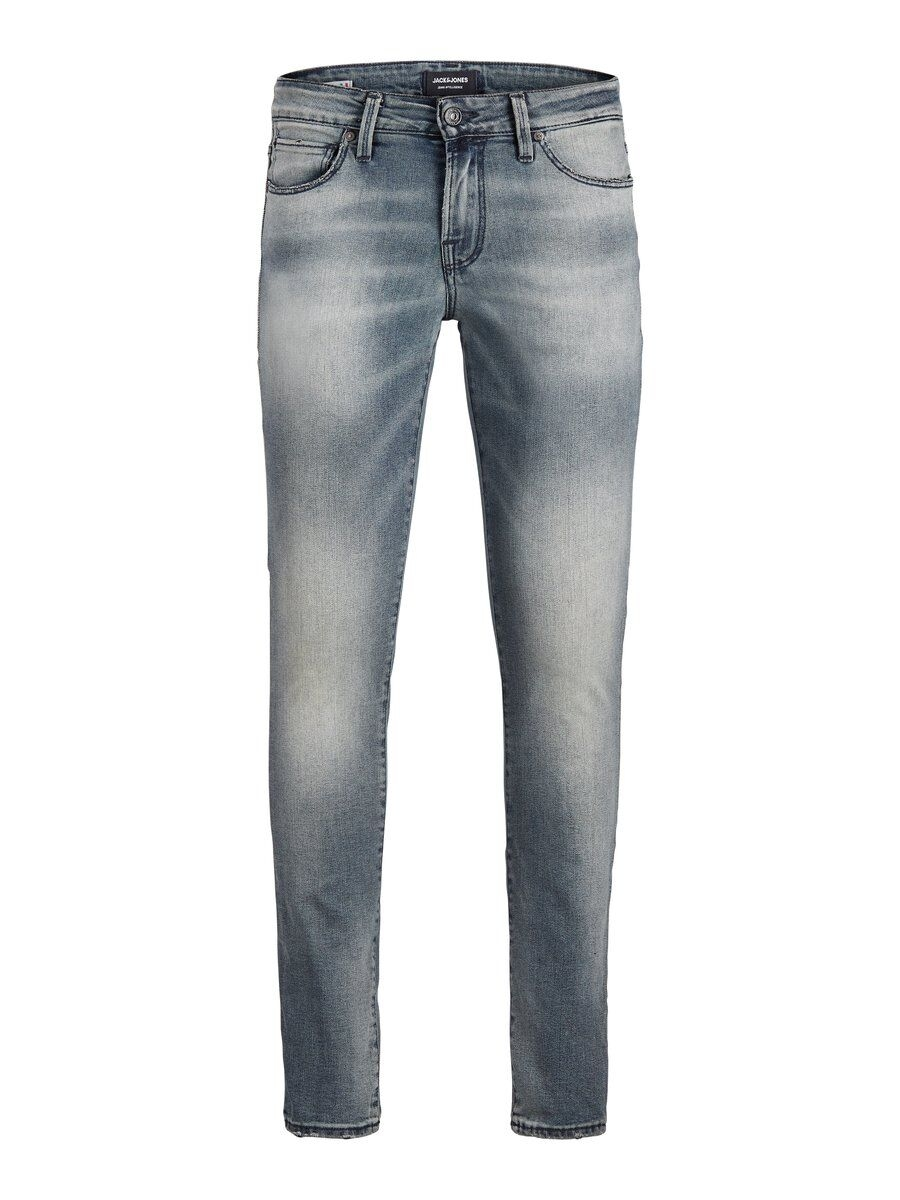 JACK & JONES Liam Icon Bl 912 Skinny Fit-jeans Man Blå