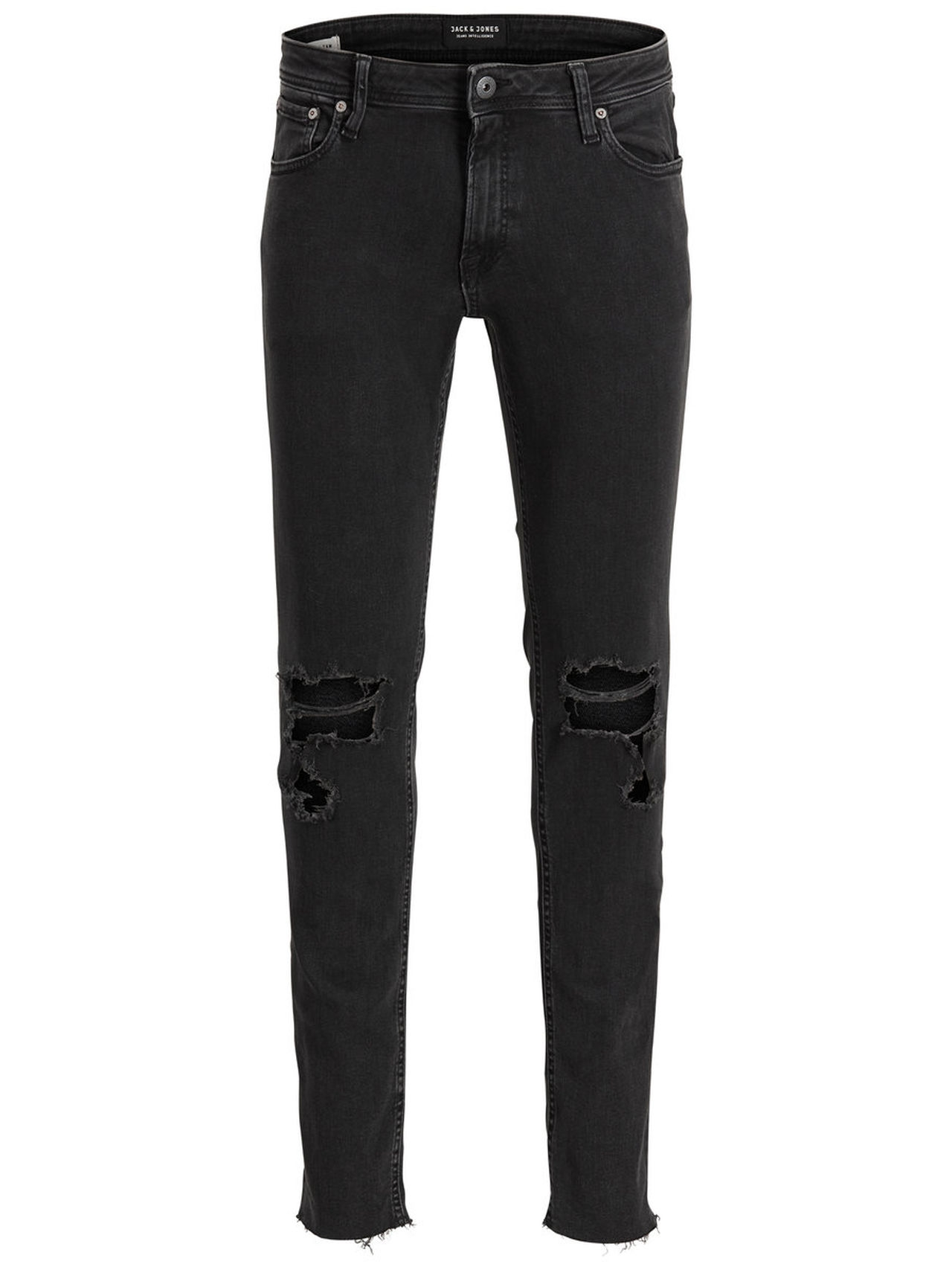 JACK & JONES Liam Original Am 729 Skinny Fit Jeans Man Grå