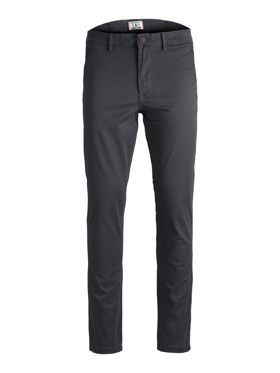 JACK & JONES Marco Bowie Sa Chinos Man Grå