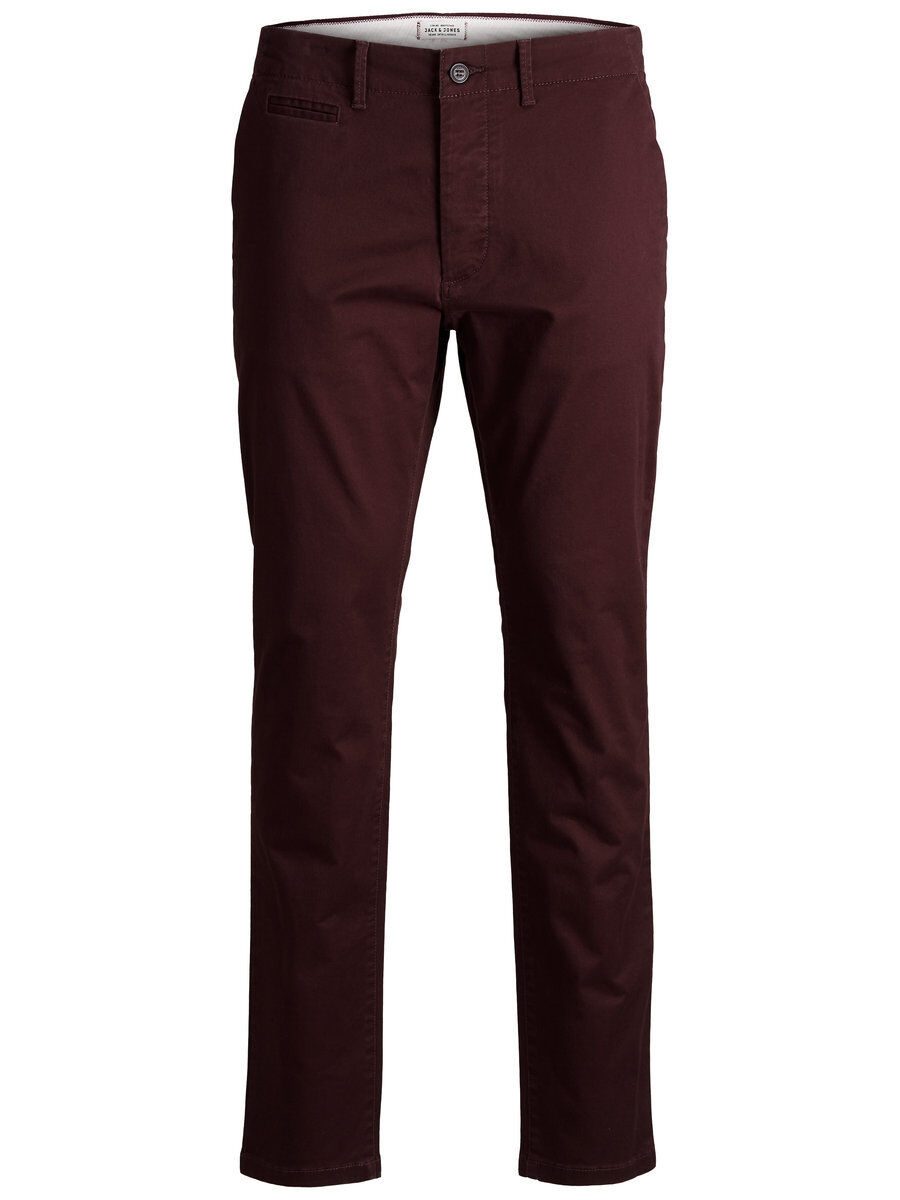 JACK & JONES Marco Enzo Ww 420 Chinos Man Röd
