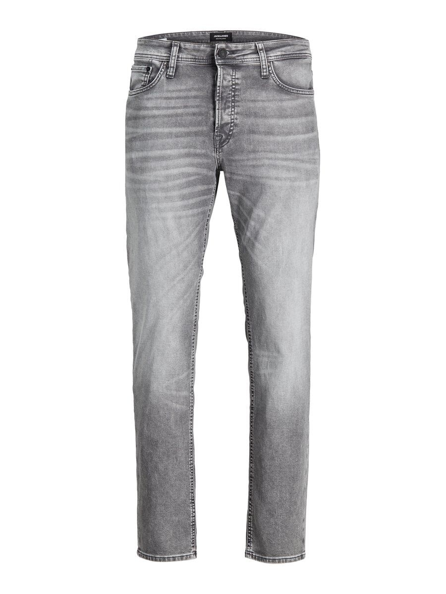 JACK & JONES Mike Original Jos 800 I.k Comfort Fit-jeans Man Grå