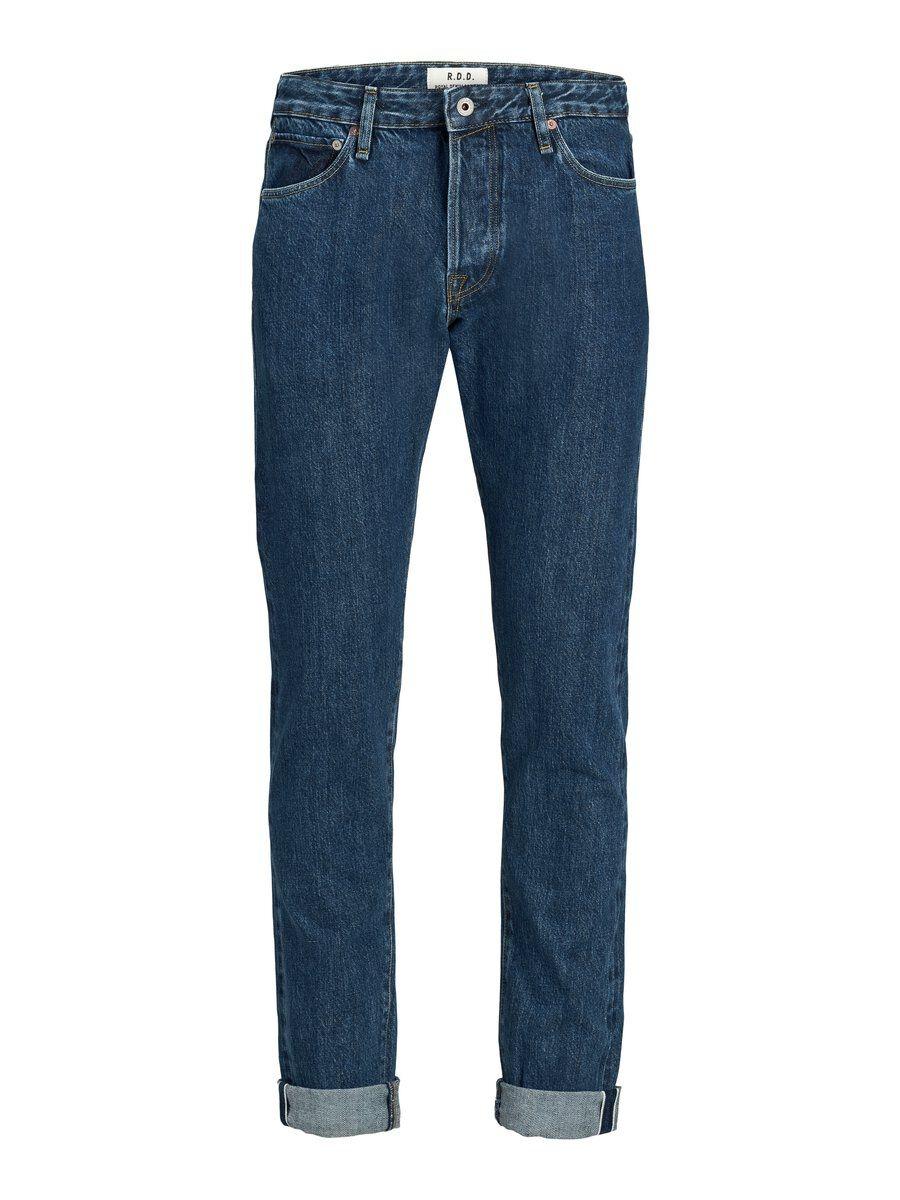 JACK & JONES Mike Royal R238 Rdd Comfort Fit-jeans Man Blå