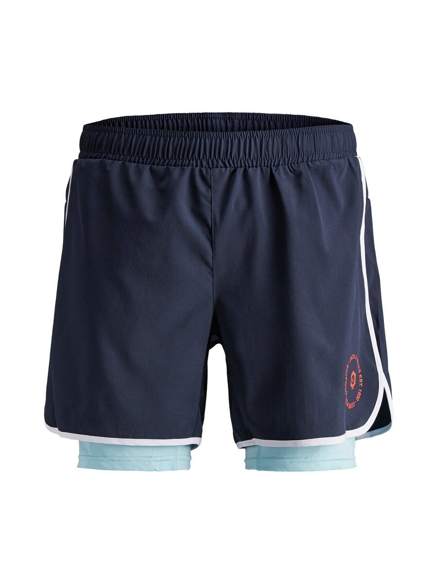 JACK & JONES Performance Shorts Man Blå