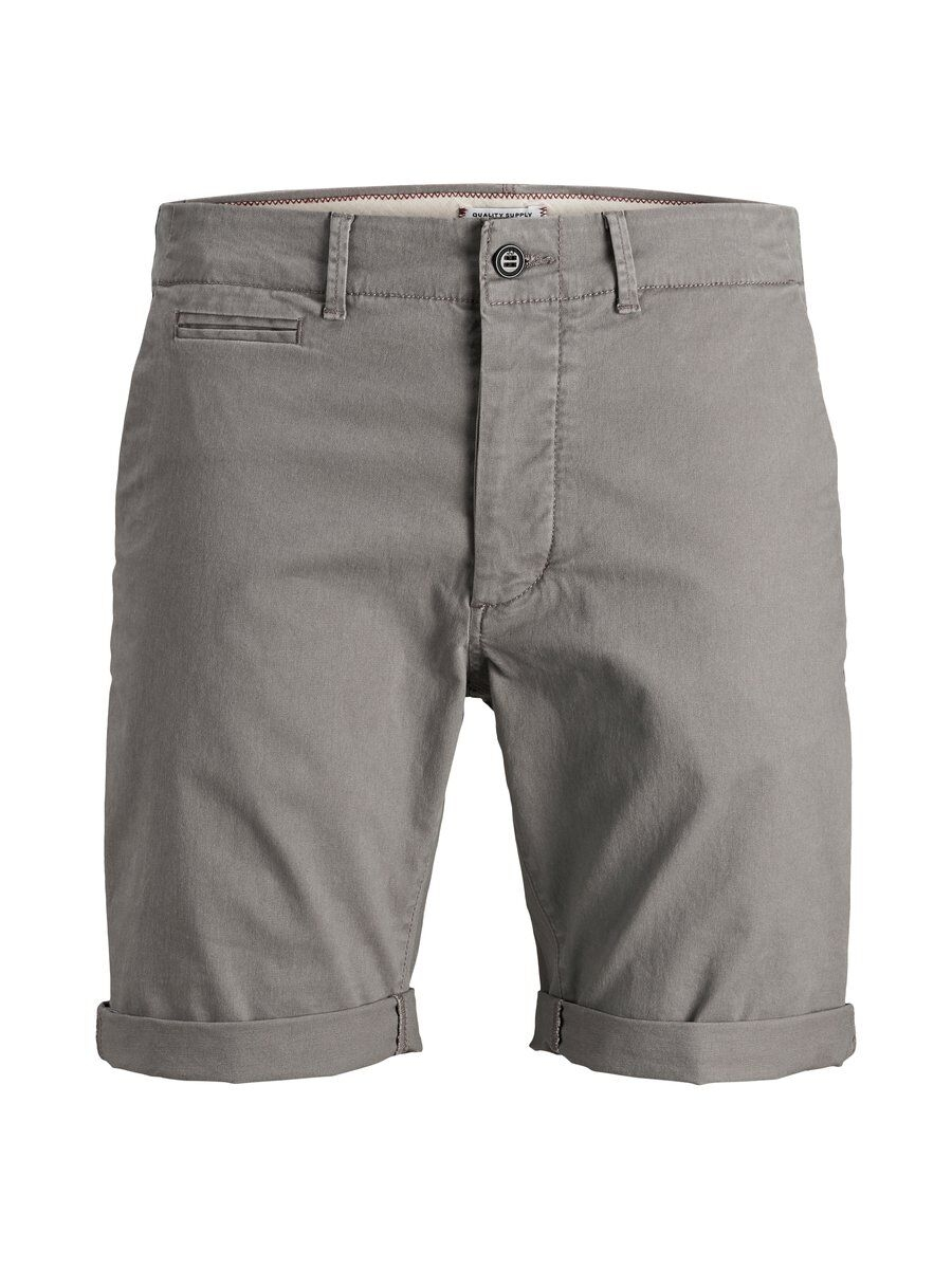 JACK & JONES Regular Fit Chinoshorts Man Grå