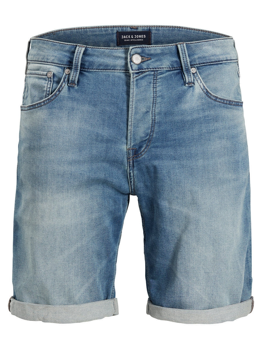 JACK & JONES Rick Con Ge 797 I.k. Sts Shorts Man Blå