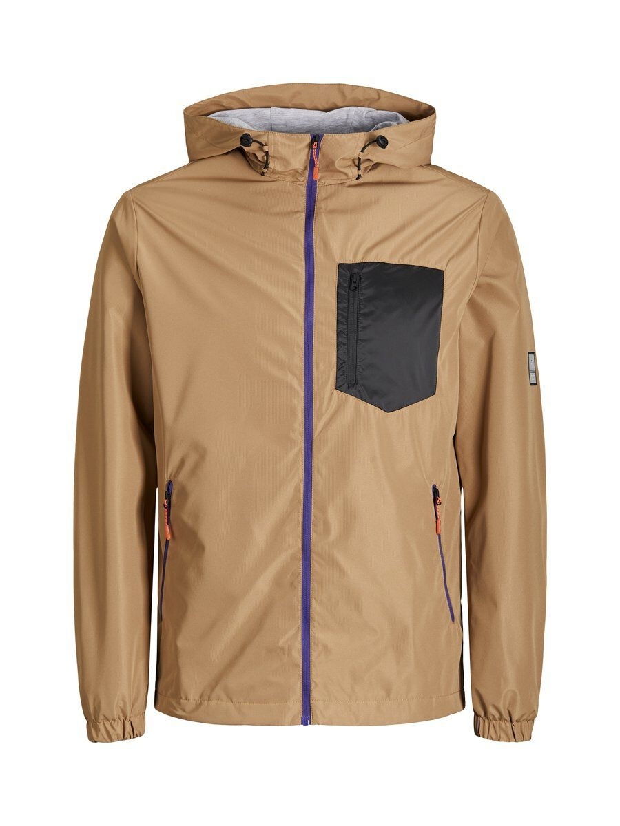 JACK & JONES Sportig Lätt Jacka Man Beige; Brown