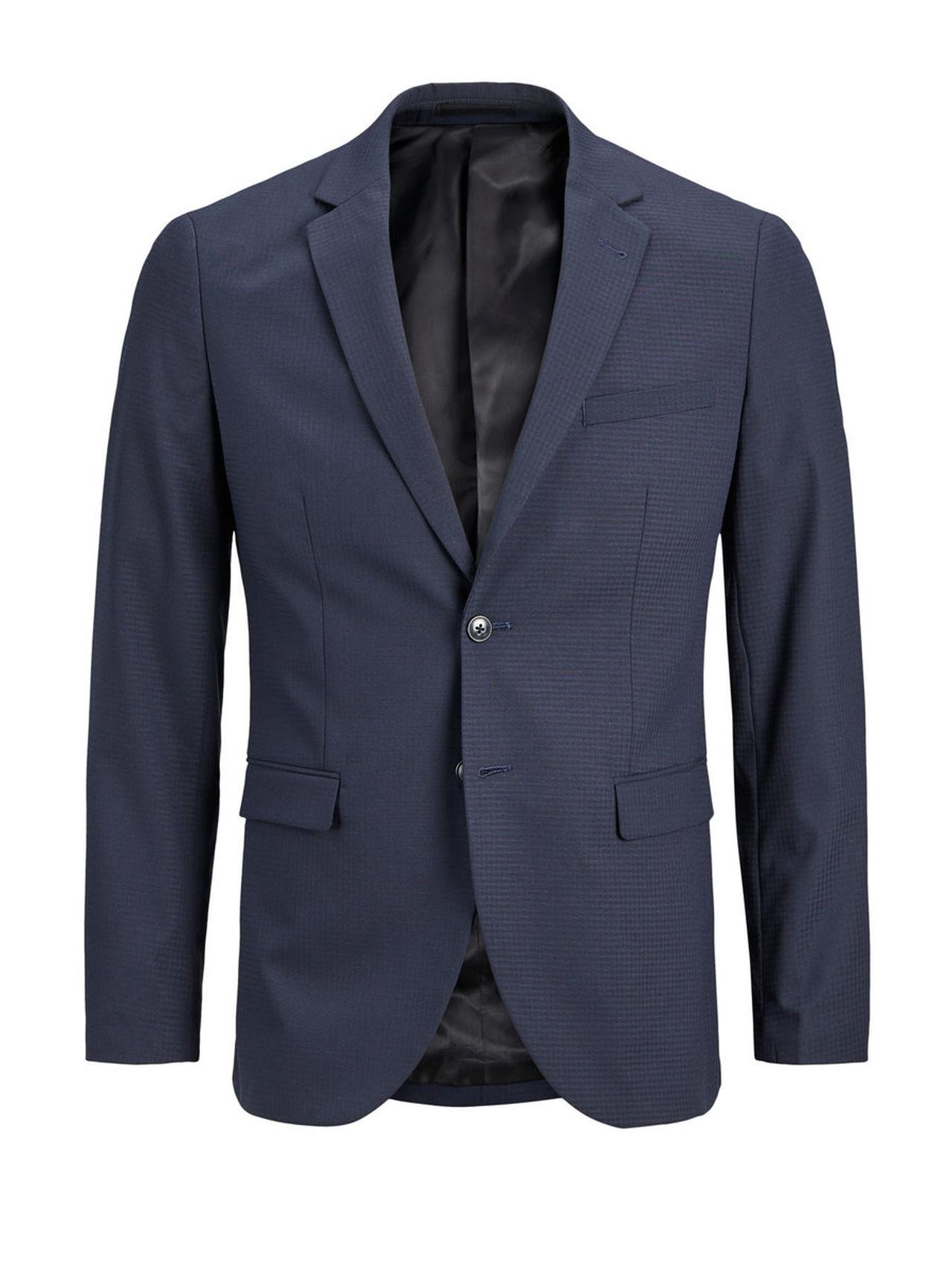 JACK & JONES Structured Blazer Man Blå