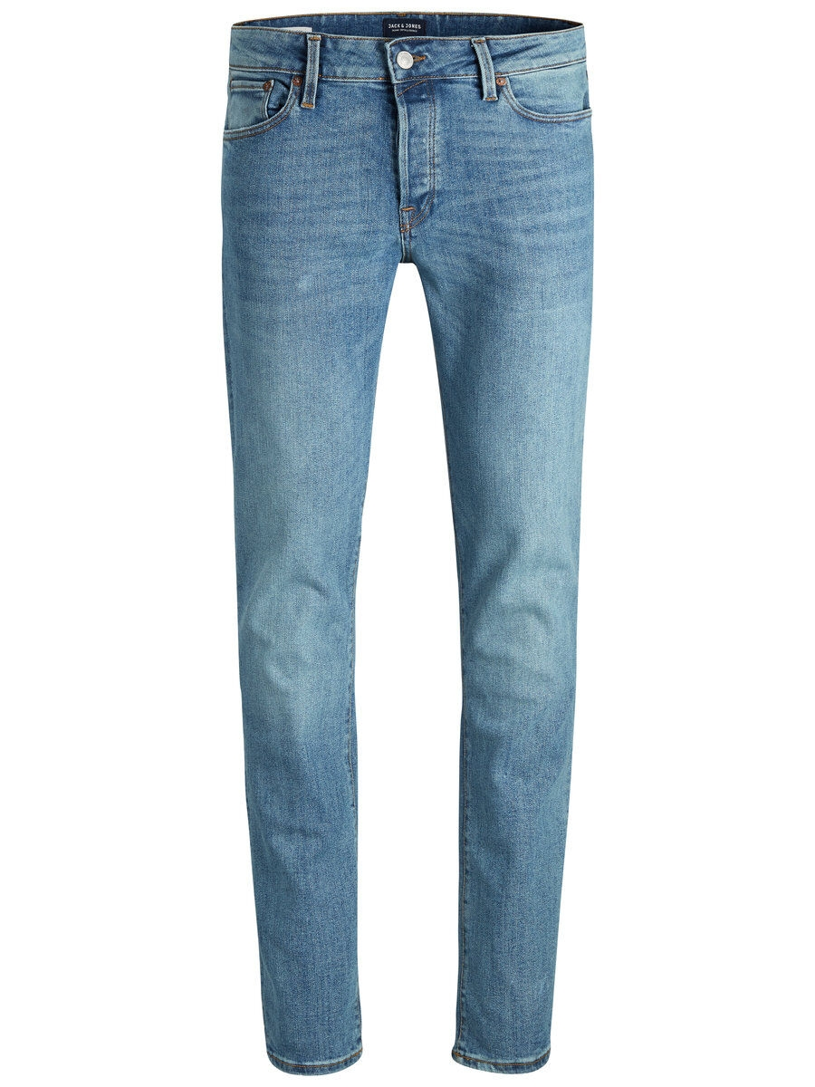 JACK & JONES Tim Con Am 669 Slim Fit-jeans Man Blå