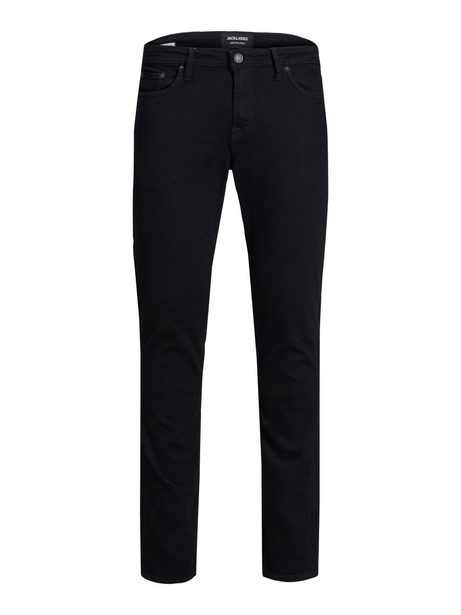 JACK & JONES Tim Felix Am 046 50sps Slim Fit-jeans Man Svart