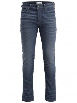 JACK & JONES Tim Original 420 Slim Fit Jeans Man Blå