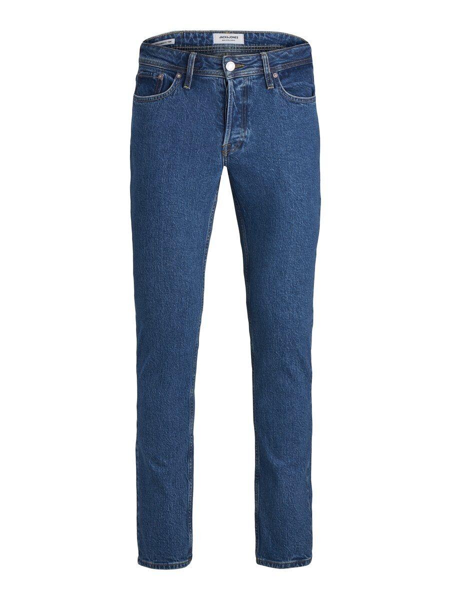 JACK & JONES Tim Original Cj 174 Slim Fit-jeans Man Blå