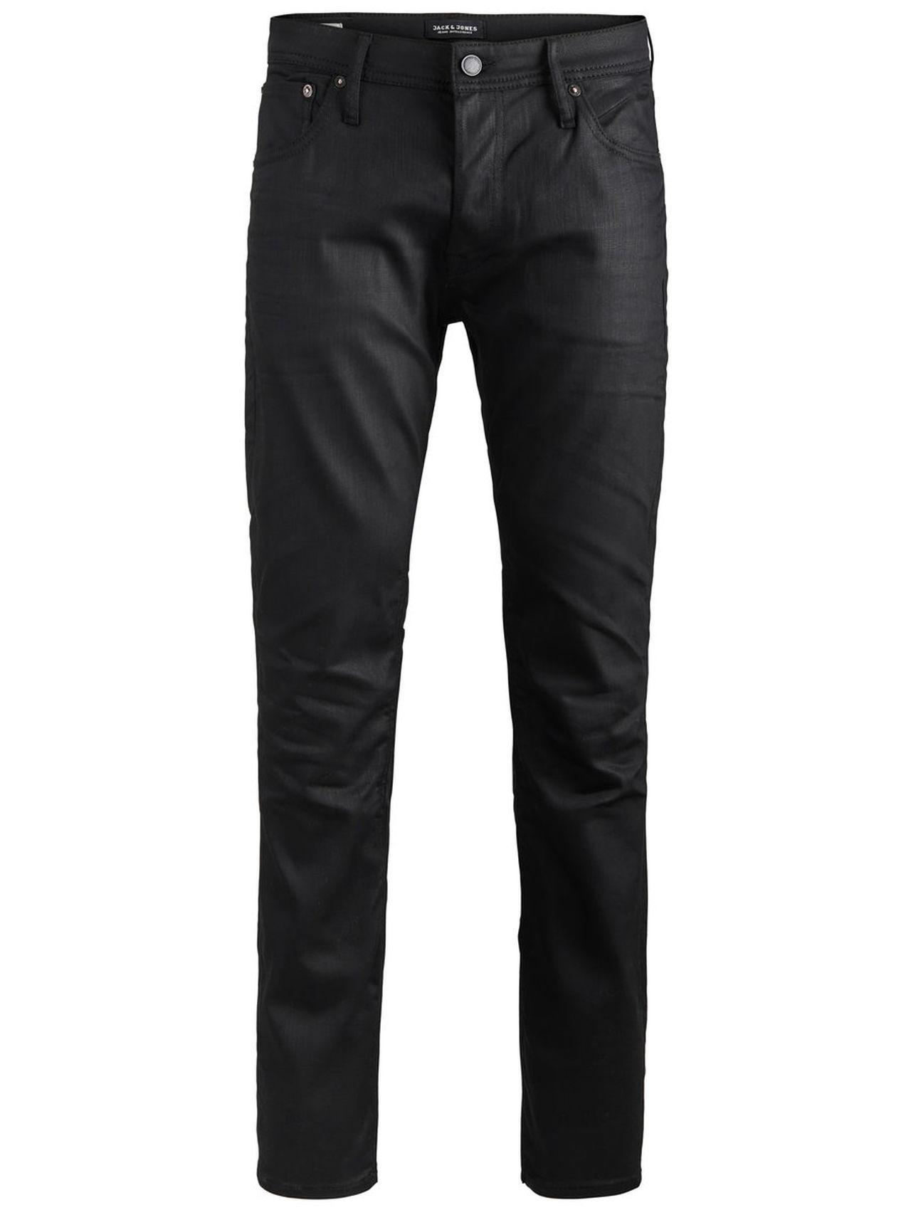 JACK & JONES Tim Original Jos 220 Slim Fit Jeans Man Svart