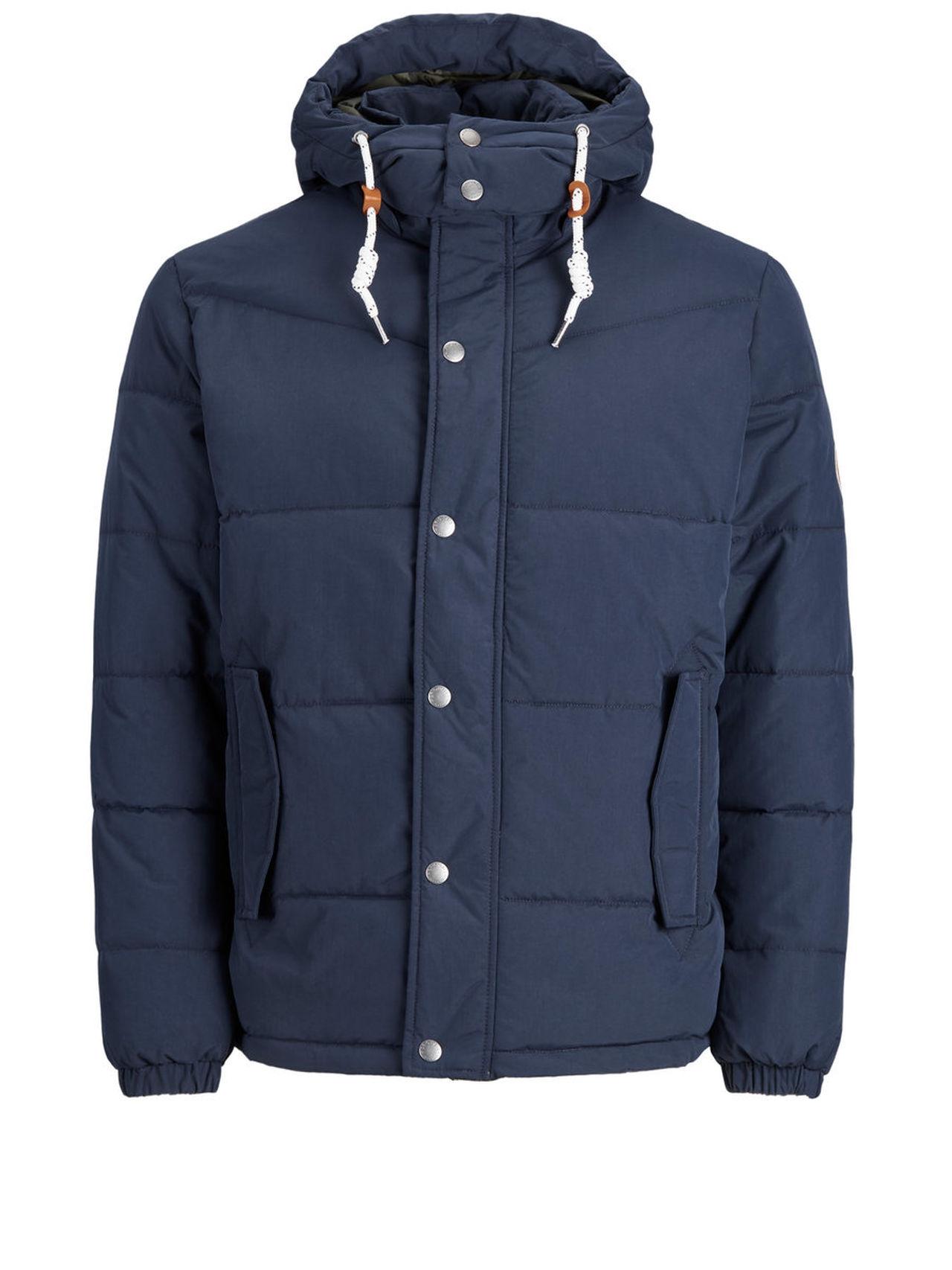 JACK & JONES Warm Jacket Man Blå