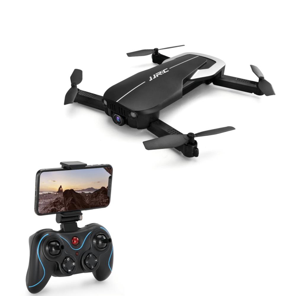 JJRC Grus H71 WIFI FPV 1080P Kamera Auto-Följ Optisk Flödesplacering Fällbar RC Drone Quadcopter RTF