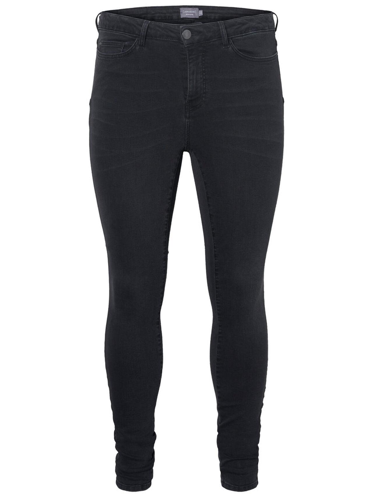 JUNAROSE Shaped Jeans Kvinna Svart