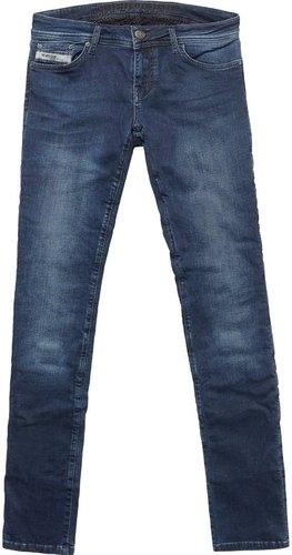 John Doe Betty Vintage Slim Jeans byxor dam Blå 28