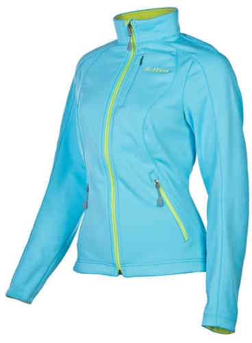 Klim Whistler Ladies SOFTSHELLJACKA Blå L