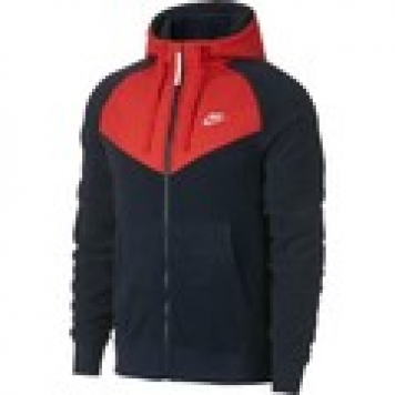 Koftor / Cardigans / Västar Nike Men's Sportswear Men's Full-Zip Hoodie