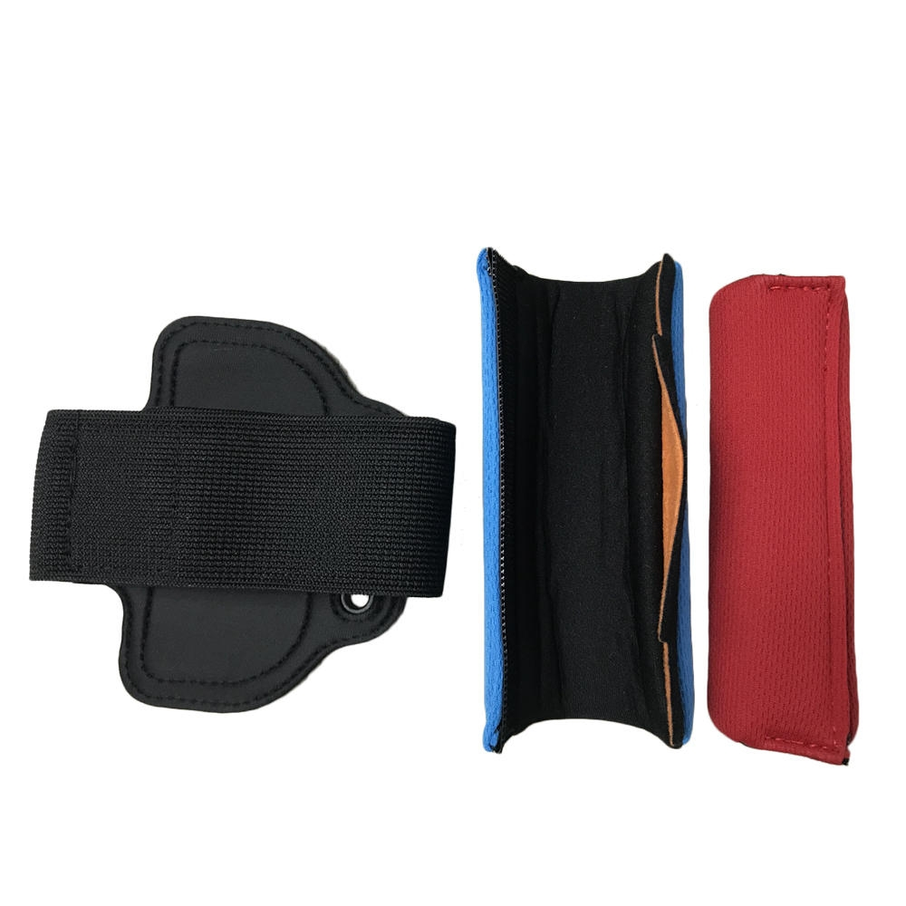 Lätt justerbar slitstark elastisk sportrem som är justerbar benband för Nintendo Switch Ring Fit Adventure