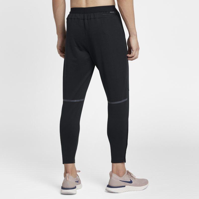 Löparbyxor Nike Shield Phenom för män – Svart