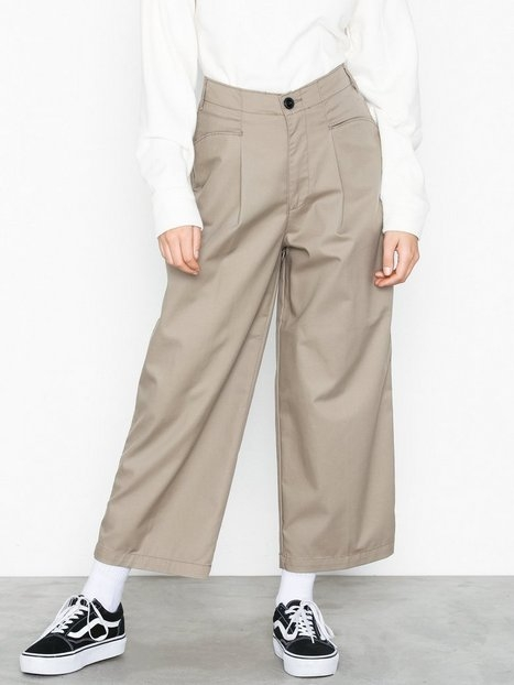 Lee Jeans Frisco Chino Stone Byxor