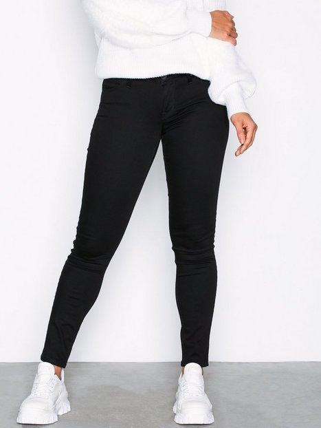 Lee Jeans Scarlett Black Rinse Slim
