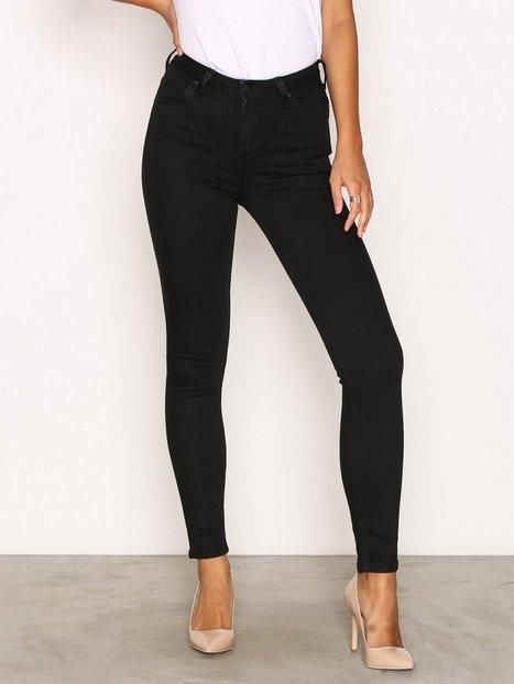 Lee Jeans Scarlett High Black Rinse Skinny