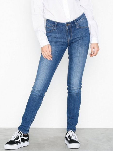 Lee Jeans Scarlett High Blue Skinny