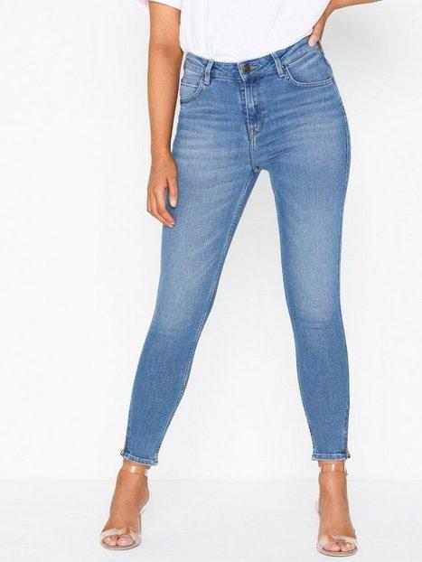 Lee Jeans Scarlett High Zip Jaded Skinny