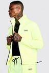 MAN Neon Cagoule & Shorts Set