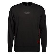 Manchester United Sweatshirt Seasonal Special – Svart/Röd