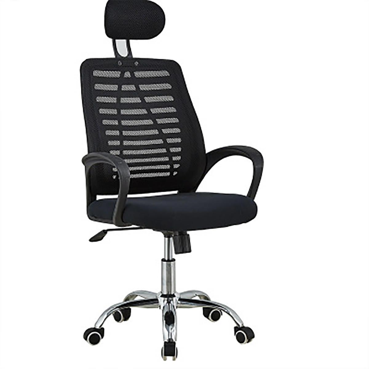 Mesh Backchair Office Executive High Back Ergonomisk dator Bärbar dator Skrivbord Sitspall Justerbar