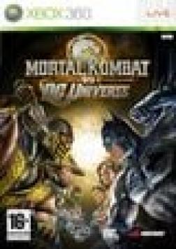 Mortal Kombat vs. DC Universe /Xbox 360