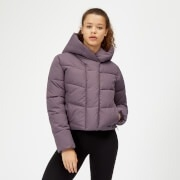 Myprotein Pro Tech Protect Puffer Jacket – Mauve – M