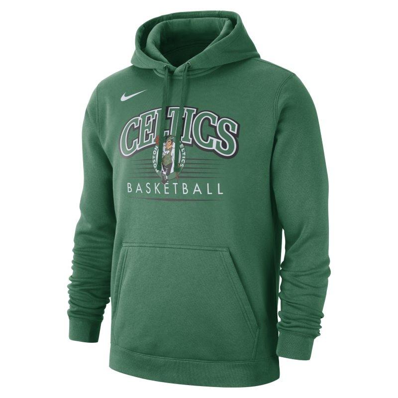 NBA-huvtröja Boston Celtics Nike för män – Grön