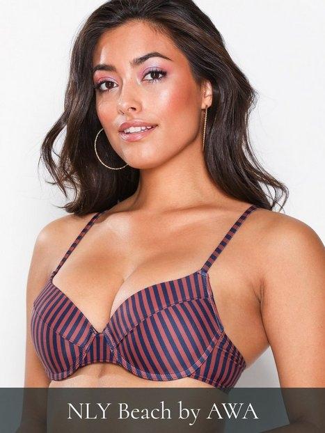 NLY Beach Coya Plunge Bikini Top Top