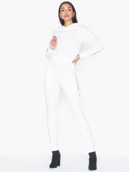 NLY Trend Reflective Stripe Set Jumpsuits