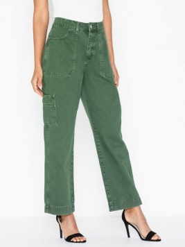 NLY Trend Straight Cargo Pants Straight