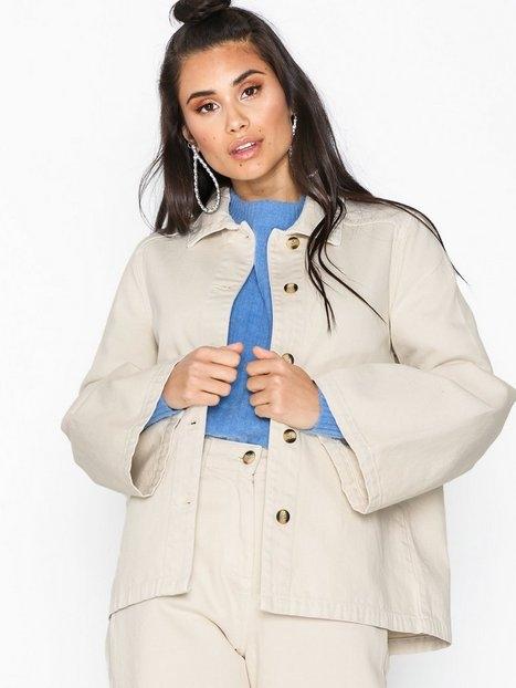 NORR Hannah denim jacket Jeansjackor