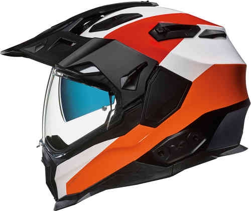 Nexx X.WED2 Duna Hjälm Svart Vit Orange S