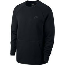 Nike Sweatshirt NSW Tech Fleece – Svart