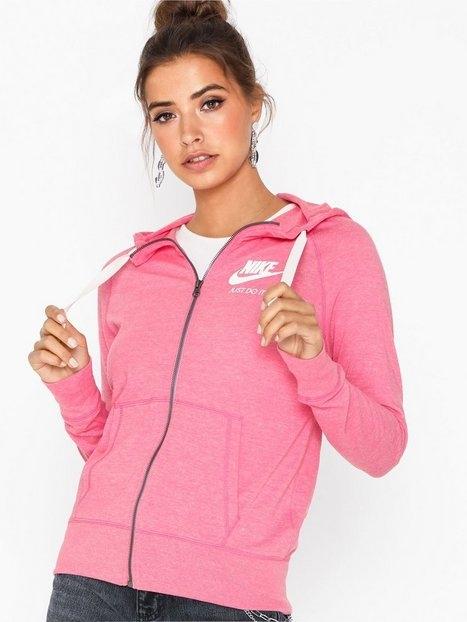 Nike W Nsw Gym Vntg Hoodie Fz Hoods