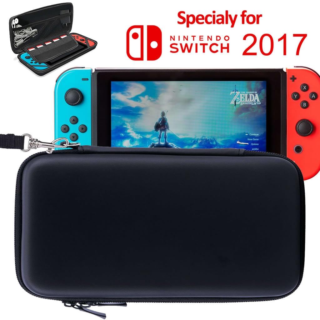 Not specified Förvaringsväska, Fodral för Nintendo Switch, Svart