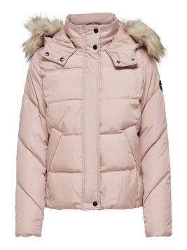 ONLY Short Jacket Kvinna Grå