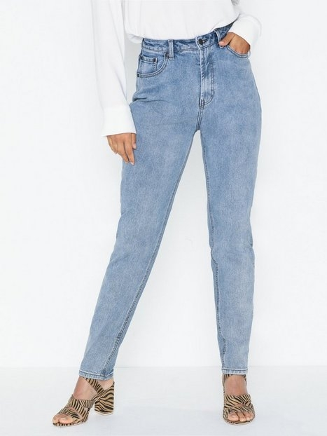 Object Collectors Item Objmandy Mom Jeans OXI215 104 Straight