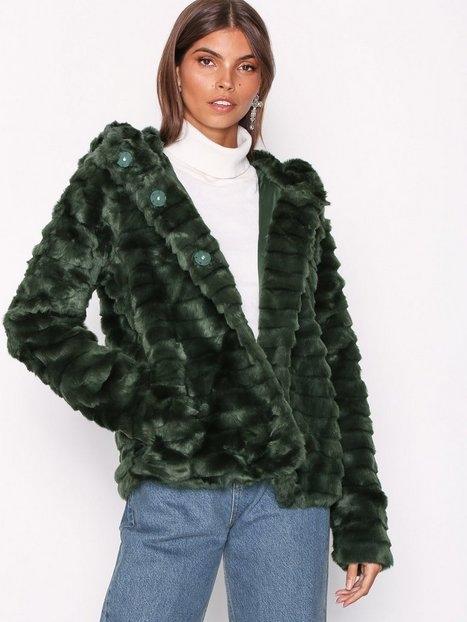Object Collectors Item Objnew Sandie Faux Fur Jacket 98 Faux Fur