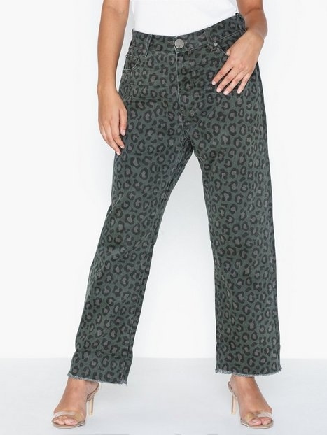 One Teaspoon Night Crawler Bandits Relaxed Jeans Straight